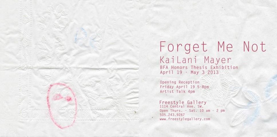 KaiLani Mayer invite