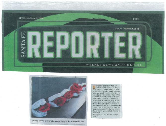 Santa Fe Reporter Catalyst